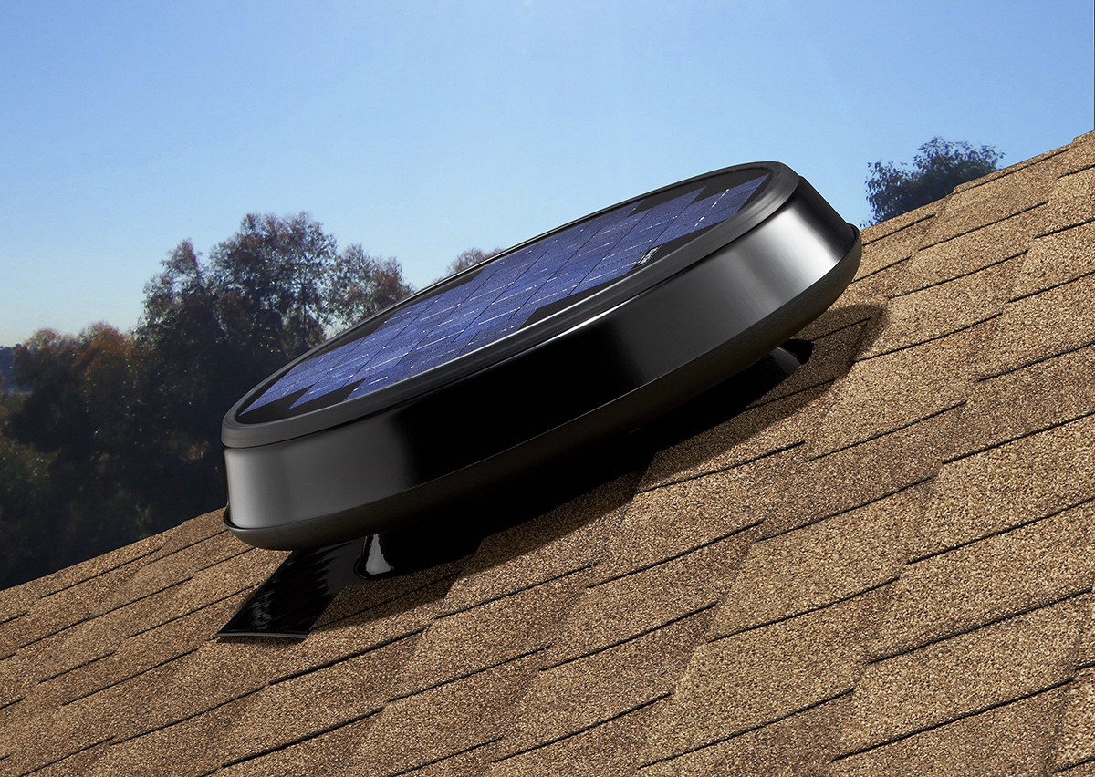 Extracteur de comble et d 39 air nergie solaire solar star for Installer un extracteur d air