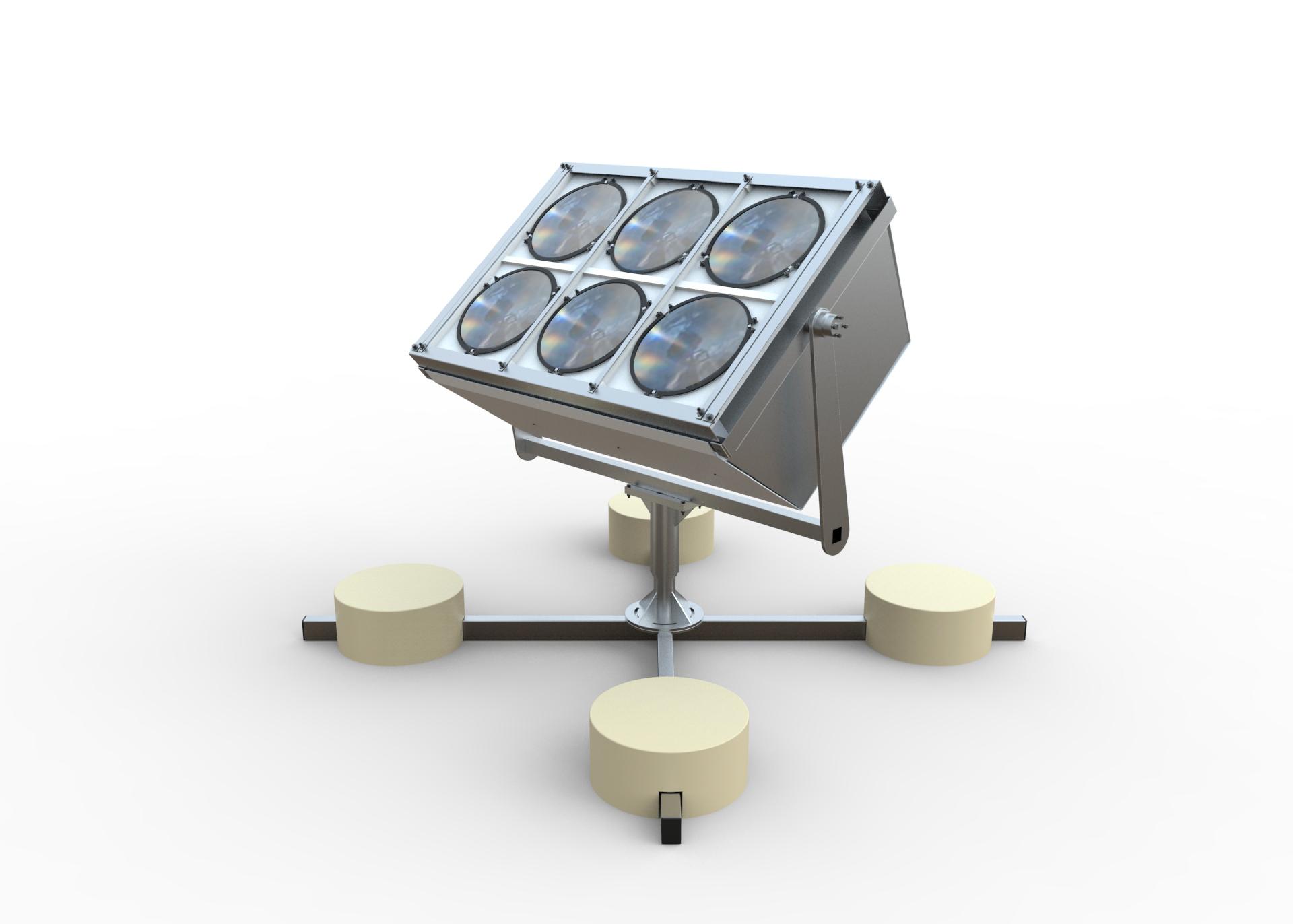Tracker LEKY éclairage par fibre optique Nature et Confort Echy
