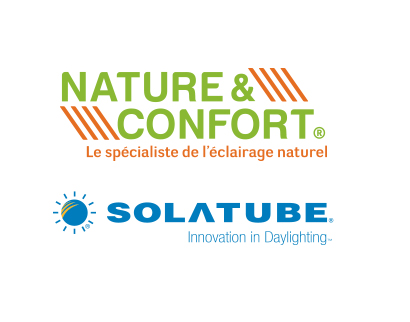 Logo Nature et Confort Solatube