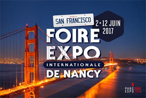 Foire Expo Internationale de Nancy