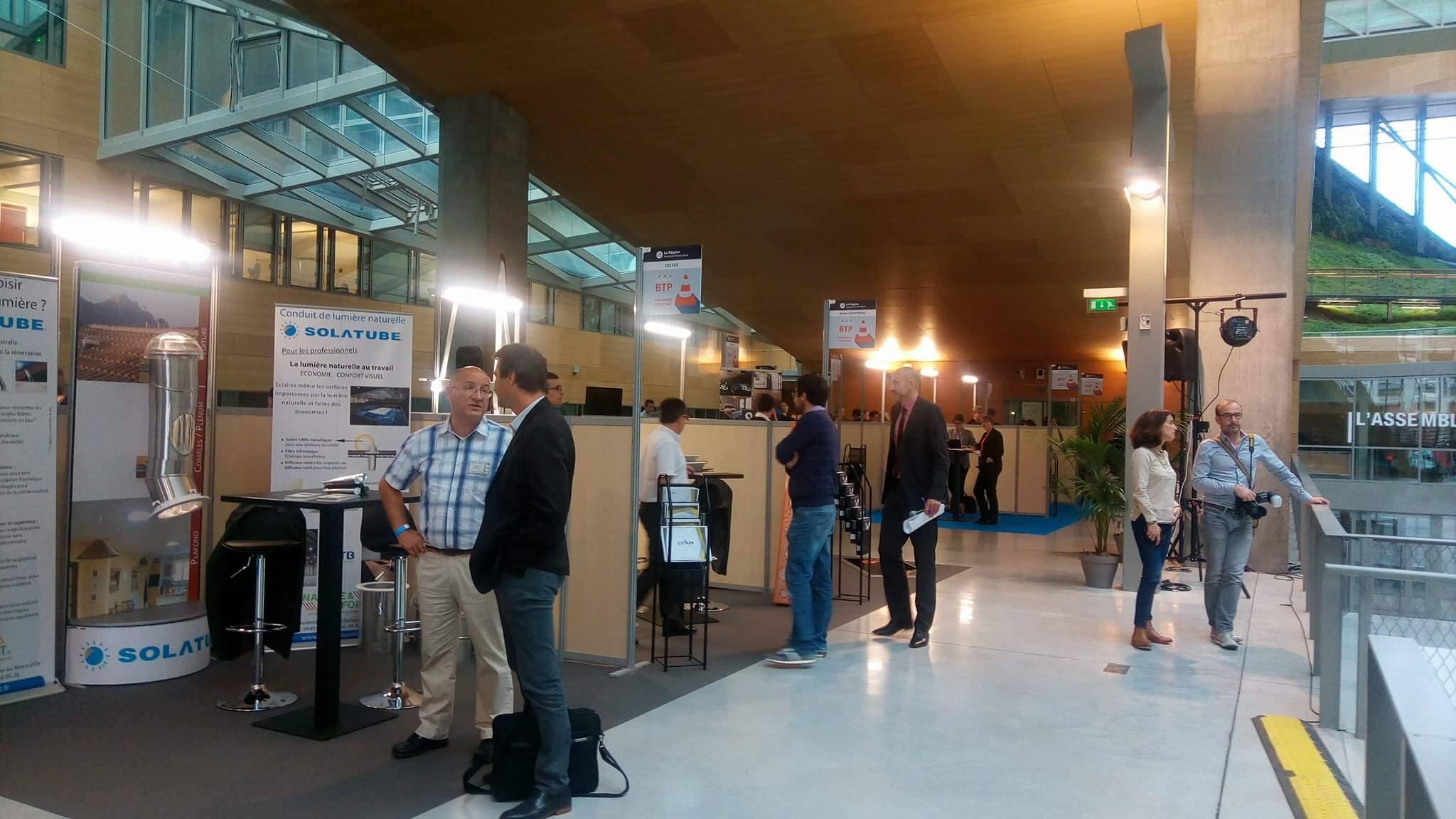 Nature et Confort aux assises du BTP et de la préférence régionale Auvergne Rhône Alpes