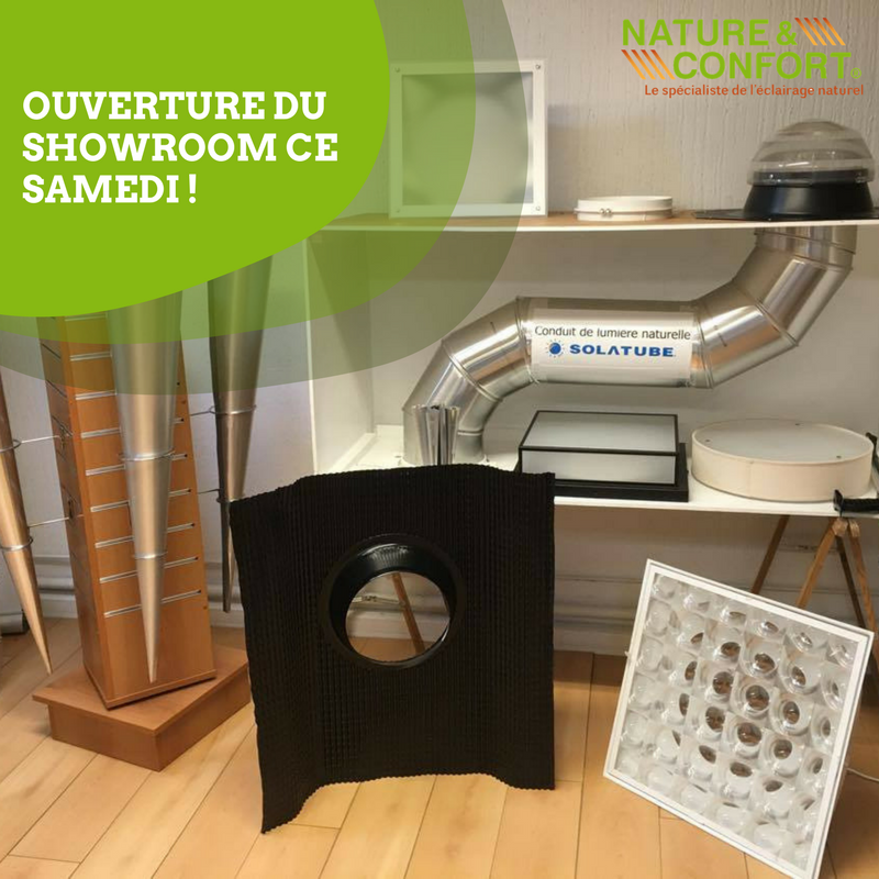 ouverture du showroom le samedi 4 novembre 2017 nature. Black Bedroom Furniture Sets. Home Design Ideas