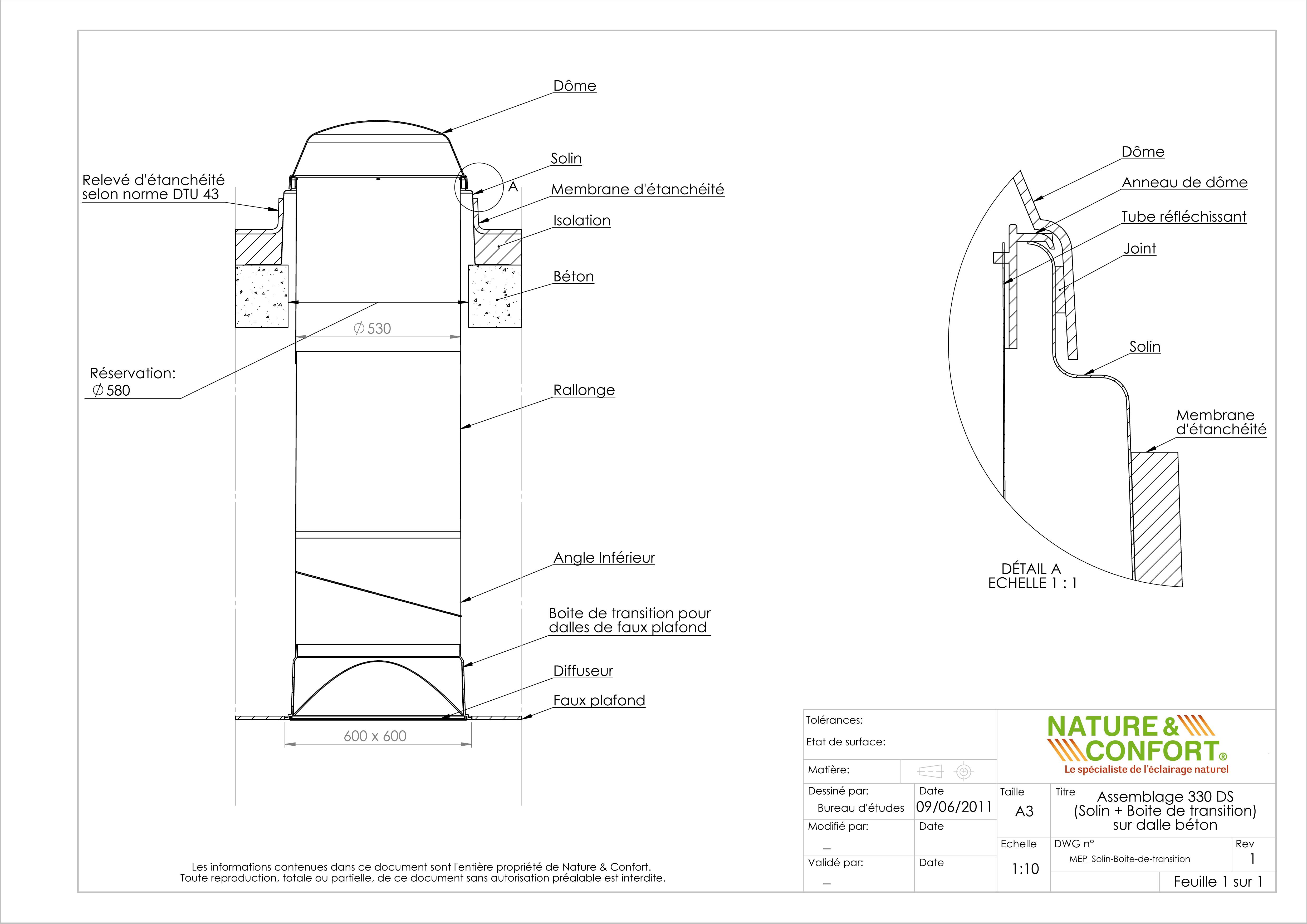 d couvrez le puit de lumi re naturelle solamaster solatube. Black Bedroom Furniture Sets. Home Design Ideas