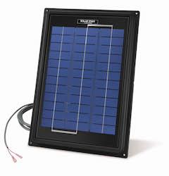 Panneau solaire supplémentaire